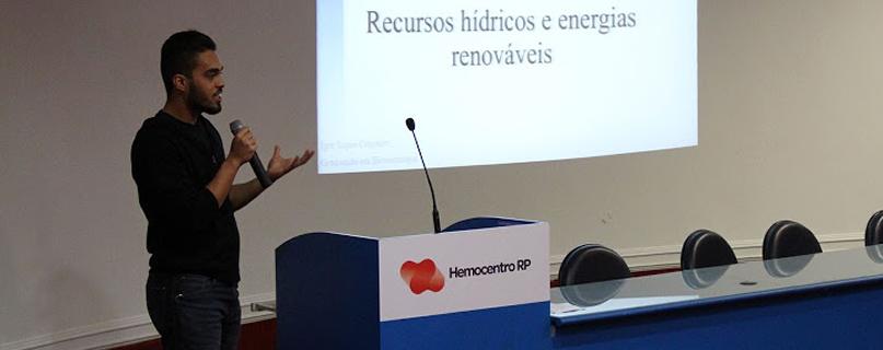Recursos hídricos e energias renováveis