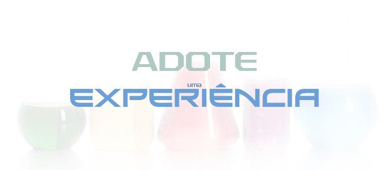 Adote uma Experiência
