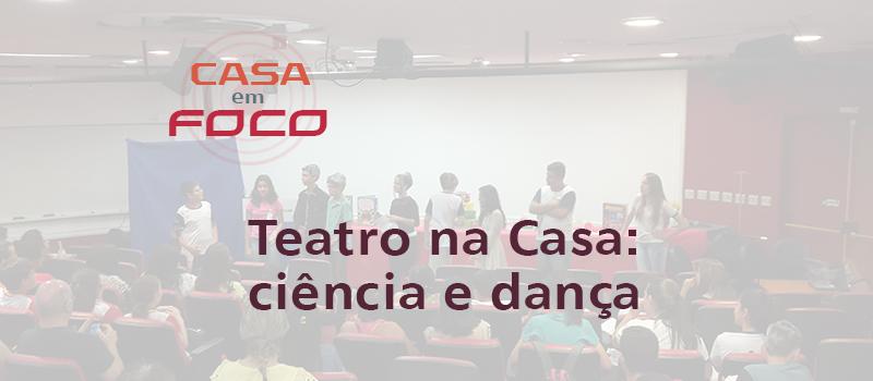 ciência e dança